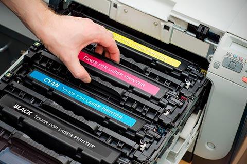 Imprimante laser Brest angers rennes lorient